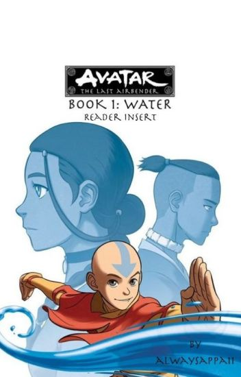 Avatar The Last Airbender Reader Insert Book One: Water