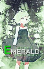 Emerald | Graphics Shop V1.0 [OPEN] by SnowRose_15