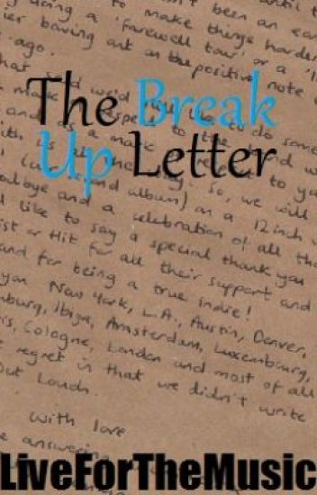 The break up letter rach wattpad the break up letter expocarfo Image collections