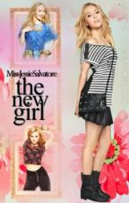 The New Girl (A Vampire Diaries FanFic/Love Story) by MissJessieSalvatore