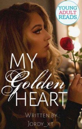 My Golden Heart  by Jordy_20