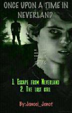 ONCE UPON A TIME IN NEVERLAND (Ucieczka Z Nibylandii, Zagubiona Dziewczyna) by Jenoci_Jenot