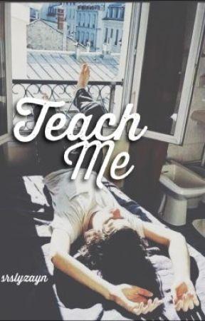 Teach Me    h.s. au by srslyzayn