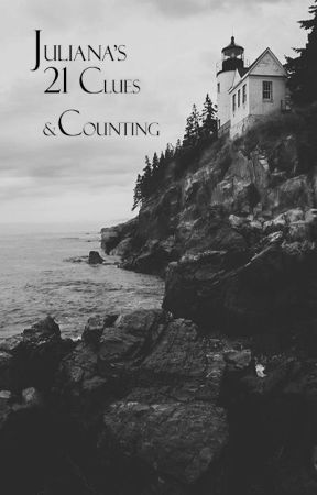 Juliana's 21 Clues and Counting by ThyCluelessCat