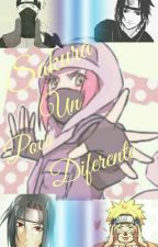 Sakura Un Poco Diferente by UchihaSakura7u7