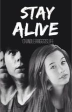 Stay Alive ~ Carl Grimes by chandlerriggsislife