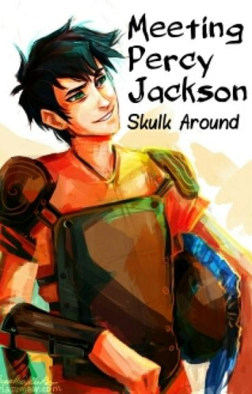 Meeting Percy Jackson