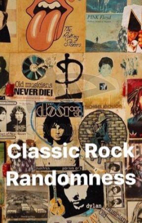Classic Rock Randomness  by MyInnuendo