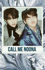 Call me noona - yoonkook  by -kkukkungie