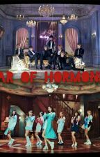 war of hormone 2 (bangtwice ff) by amalerrahali