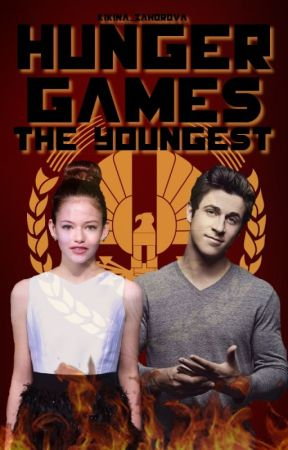 The Hunger games: The youngest by Kikina_Zahorova