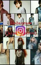 Instagram ? (jelsa y otros)  by AGSS04