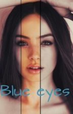 Blue Eyes by J-Black