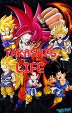 Dragonball Z, Takashi's Life by Takashi1531
