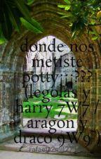 donde nos metiste potty¡¡¡??? (legolas y harry 7W7 / aragon y draco 9W9 ) by rafaela2mil27