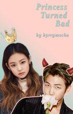Princess Turned Bad | Rap Monster X Jennie Kim | BTS X Blackpink by b3rrymocha