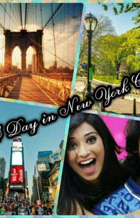 SwaRon/VruShan FF : A day in New York City  by artismypassion84