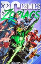 DC Zodiacs by scandalsavage