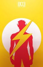 Wally West (A.K.A Kid Flash) X Male Reader by cureheart333
