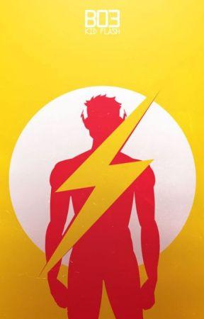 Wally West (A.K.A Kid Flash) X uke! Male Reader by cureheart333