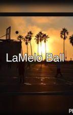 LaMelo Ball  by _princess_jackie21