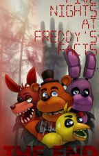 Five Nights At Freddy's Facts by ThatChick1983