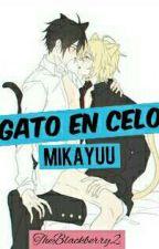 """Gato en celo"" [Mikayuu] by TheBlackberry2"