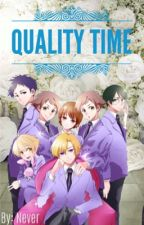 Quality Time//OHSHC One-Shots & Lemons by XxNeverGirlXx