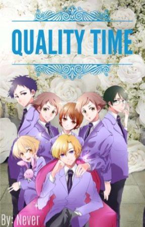 Quality Time//OHSHC One-Shots & Lemons - Kyoya x Reader