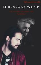 13 Reason Why | Twincest by DifferentFromAll