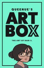 Queenue's Art Box by queen-ue