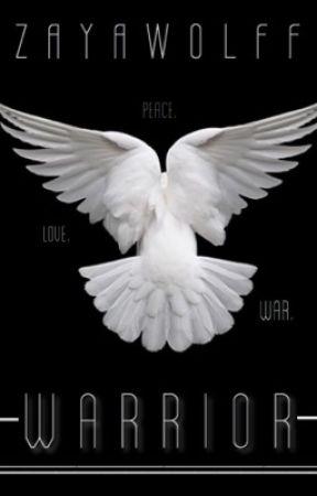 WARRIOR by ZayaWolff