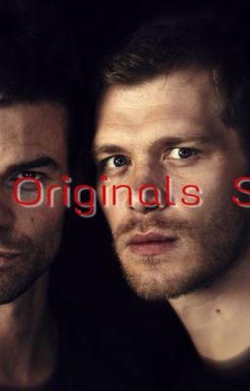 The Originals Smut - Maya - Wattpad