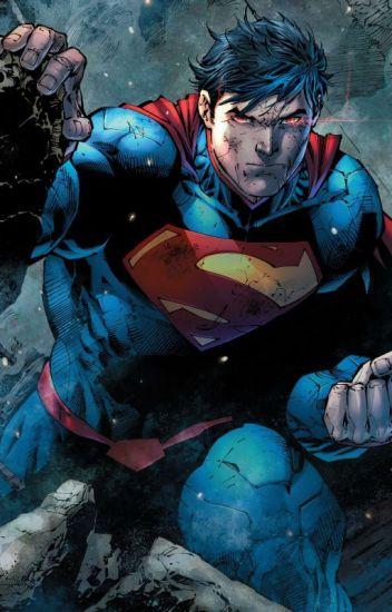 Yang x Male Kryptonian Reader
