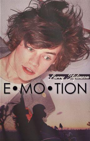 E•MO•TION (Punk!Louis / Fem!Harry AU) / LS🌸 by thespacetapes
