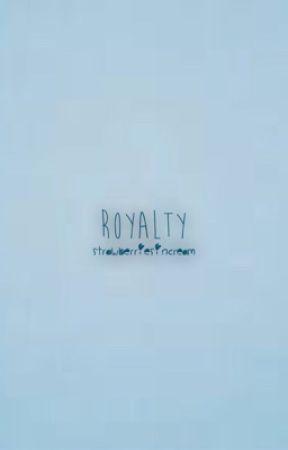 Royalty - Reggie Mantle (discontinued) by strawberriesincream