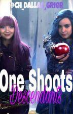 One Shots Descendants by ImAmberVonTussle