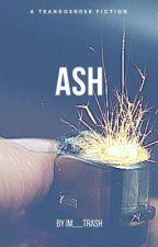 Ash by asherisawful