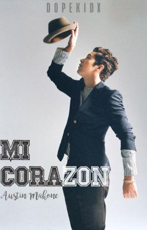 Mi Corazón • Austin Mahone by dopekidx