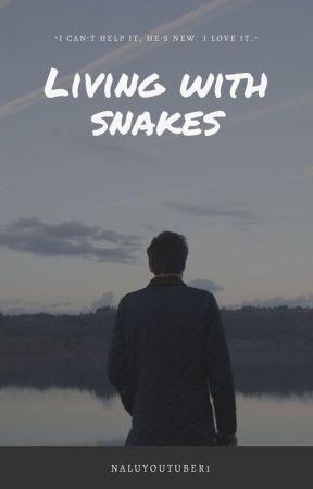 The Snake Boy. (Jeff The Killer X Male Reader) by naluyoutuber1