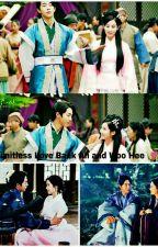 Scarlet Heart Ryeo 2: Baek Ah and Woo Hee. Limitless love by louissefrances