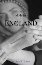 Made in England (Cara Delevingne y tu) by anonimaus2