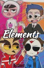 Elements (H20vanoss and Minicat) by GhostFox14