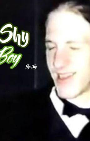 Shy boy by Death_plz