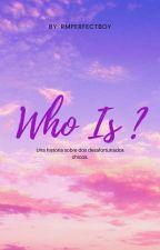 Who Is? 《V-hope Mpreg》 by ooovkooo