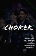 CHOKER ✧ 2JAE  by JIKOOKORCHIDS