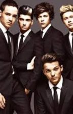 LOS 5 CHICOS RICOS- HOT-ONE DIRECTION  &  TU by EmilideStyles
