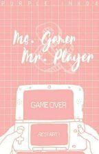 Ms. Gamer vs. Mr. Player  by Purple_Ink04