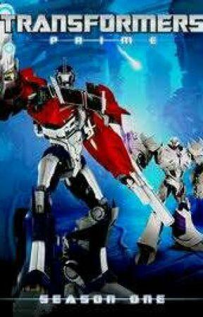 Transformers Prime by Sabi162