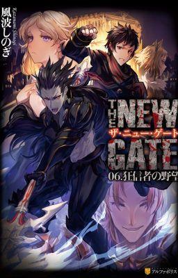 Đọc truyện THE NEW GATE (vol 3 trở đi )